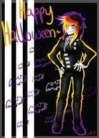 :Happy Halloween!:2012: by Vinabe