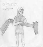 POTaDOS disapproves by xXSpiritKeeperXx