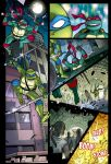 teenage mutant ninja turtles test page 4 by OscarCelestini