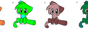 Cat Adoptables :OPEN: by WalkTheInch