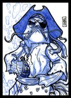Sketch Card-A-Day 2013: 033 by lordmesa