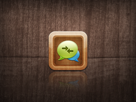 App icon for Cocoa labs projec by JackieTran