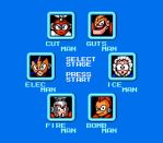 MegaMan 1 Stage Select by SomethingSyndicated