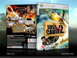 Just Cause 2 by ewensimpson