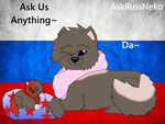 Ask Us Anything~ by AskRussNeko