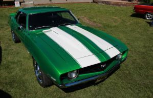Mean Green SS Machine by KyleAndTheClassics