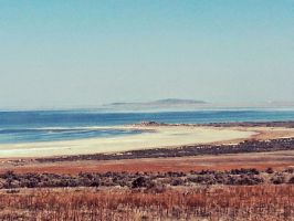 Antelope Island by Loser-Bunny