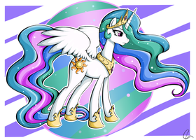 Celestia by SuperJewishGoat