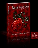 Redemption- 3-D Book Cover by Miyasia