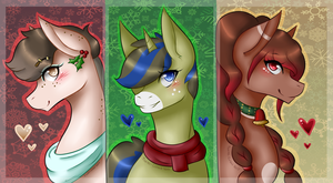 Merry Christmas! 2014 by Pastel-Circus
