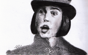 Willy Wonka by Frodos