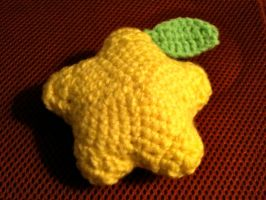 Amigurumi Paupu Fruit by Vivacia18