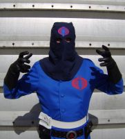 Cobra Commander with Hood 4 by FraterSINISTER