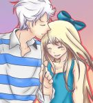 Adopted OC: Aito and Mirai by Stripecartoons