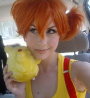 Misty cosplay preview... by TheRealLittleMermaid
