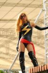 Ms Marvel by LeslieSalas