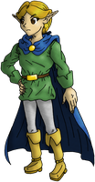 Elf (Male) by Sephiroth7734