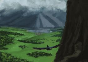 26 march 2013 - Speed paint by LutherTaylor