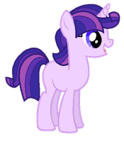 Hatched Egg - Rarity and Twilight Sparkle by Brishii