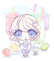 Bubble Tea by mochatchi