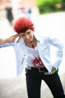 Dangan Ronpa - Leon Kuwata by HappyManga