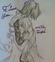 ''I Think I Love You And I'm Terrified'' (request) by WithinATragedy
