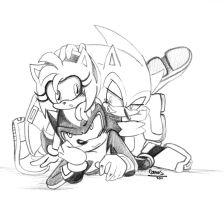 Triangle-Hedgies-Love....xD by cArDoNaNaVaS
