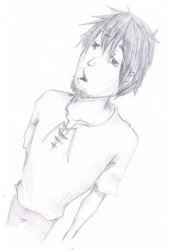 10 free sketches '12: Bobbl by Zyn-Parker