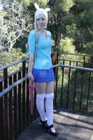 Fionna - *insert something cliche* by PantySmarts