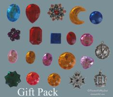 Gift Pack for Watchers by PaintedOnMySoul