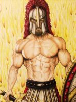 "Mars ""God of War"" by morr76"