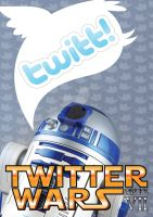 Twitter Wars by andycobain