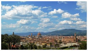 Florence - May 2016 by Loony-Lucy