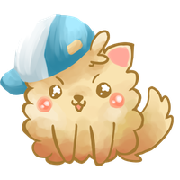 POM WITH CAP by ChocolatDisco