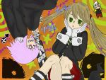 Maka and Crona Matryoshka by CrypticCharmander