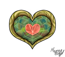 Piece of Heart by MangaEngel