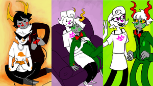 :: Homestuck: Calliopes Art 2 :: by Tigerman-exe