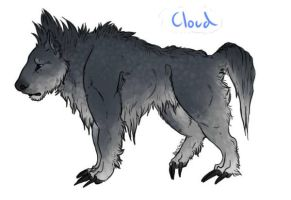 Cloud by WorgenFlank11