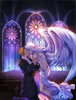 COMM: Temple of Our Love by AkubakaArts