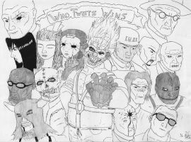 Twisted Metal Black Crew by DJ-SMITH