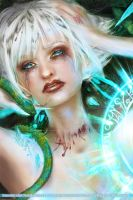 Turquoise TakeDown. by UnseelieAllure