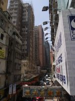 Street View HK by LupusLycaon9653