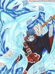 Kisame: the deep sea frenzy by MasamuneRevolution