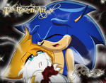 TBA - Sonic and Tails in agony by SilverAlchemist09
