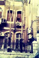 old house in damascus by dimajaber