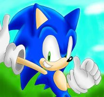 Sonic by SonicForTheWin2