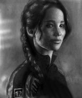 Katniss Everdeen by maeve88