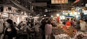 Hong Kong Night Markets by jawg1982