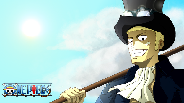 Sabo by YeahbbComics