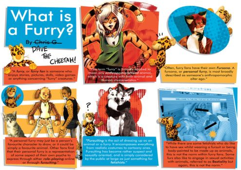 What is A Furry? by ll
